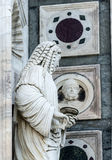 Certosa di Pavia Royalty Free Stock Images