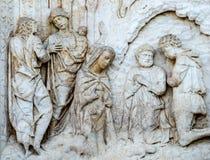 Certosa di Pavia Stock Images