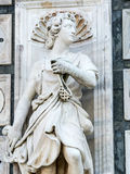 Certosa di Pavia Royalty Free Stock Photography