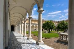 Certosa di San Martín imágenes de archivo libres de regalías