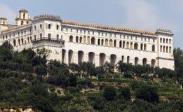 Certosa di San Martino in Naples, Italy Stock Photo