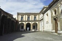 Certosa of naples Stock Photos