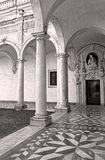 Certosa of naples Royalty Free Stock Photos