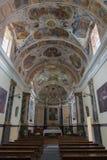 Certosa of Pesio Royalty Free Stock Photos