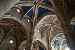 Certosa van Pavia Stock Fotografie