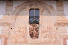 Certosadi Pavia Italië Stock Foto's