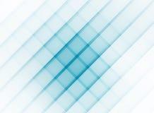 Cerulean клетки на белой предпосылке Стоковое Изображение RF