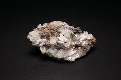 Cerussite Royalty Free Stock Photo