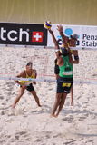 Cerutti Alison - beach volleyball Stock Images