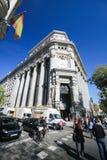Cervantes instytutu kwatery główne w Madryt, Hiszpania zdjęcie stock