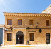 Cervantine Museum  in El Toboso, Spain Stock Photos
