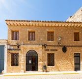 Cervantine Museum  in El Toboso, Spain Stock Photos