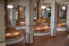 Cervecería Foto de archivo libre de regalías