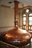 Cervecería de la cerveza Foto de archivo libre de regalías