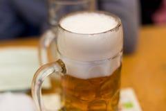 Cerveja de Oktoberfest Imagens de Stock