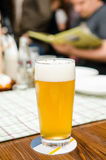 Cerveja de pilsner do alemão Fotografia de Stock Royalty Free