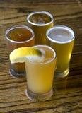 Cerveja do ofício Fotos de Stock Royalty Free