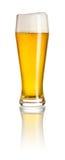 Cerveja do trigo fotografia de stock