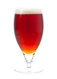 Cerveja escura Foto de Stock Royalty Free