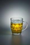 Cerveja fresca imagens de stock