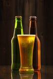 Cerveja fria do ofício fotografia de stock