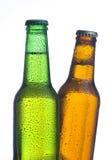 Cerveja fria e saboroso fresca fotografia de stock royalty free