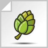 Cerveja icons_9 Fotografia de Stock Royalty Free