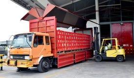 Cerveja Indonésia imagem de stock