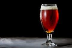 Cerveja inglesa vermelha irlandesa Fotografia de Stock Royalty Free