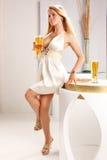 Cerveja urbana Fotos de Stock Royalty Free