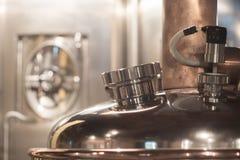 Cervejaria da cerveja Fotografia de Stock Royalty Free