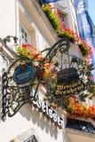 Cervejaria de Schneider Weisse Imagens de Stock