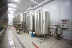 A cervejaria reveste imagens de stock