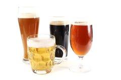 Cervejas Fotos de Stock