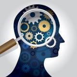 cervello Fotografie Stock
