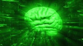 Cervello 2 di Digital royalty illustrazione gratis