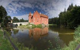 Cervena Lhota Royalty-vrije Stock Fotografie