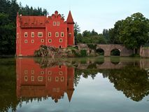 Cervena Lhota Chateau Stock Photos