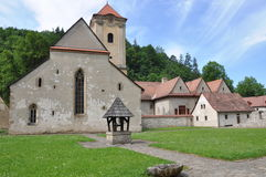 Cerveny klastor, monastery Royalty Free Stock Photos