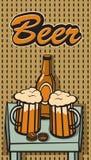 Cerveza libre illustration