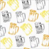 Cerveza amarga Stock de ilustración