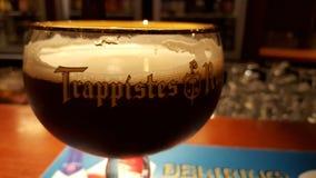 Cerveza belga fotografía de archivo libre de regalías