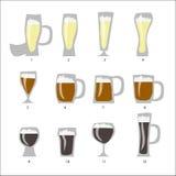 Cerveza de Bocal Foto de archivo