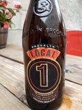 Cerveza de Brooklyn Fotografía de archivo