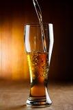 Cerveza de colada Foto de archivo libre de regalías