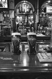 Cerveza de Guinnes Imagen de archivo libre de regalías