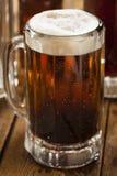 Cerveza de raíz de restauración fría Foto de archivo libre de regalías