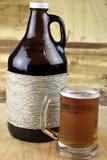 Cerveza del Microbrew Imagen de archivo libre de regalías