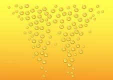 Cerveza del oro libre illustration