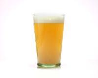 Cerveza del trigo de Bélgica Imagen de archivo libre de regalías